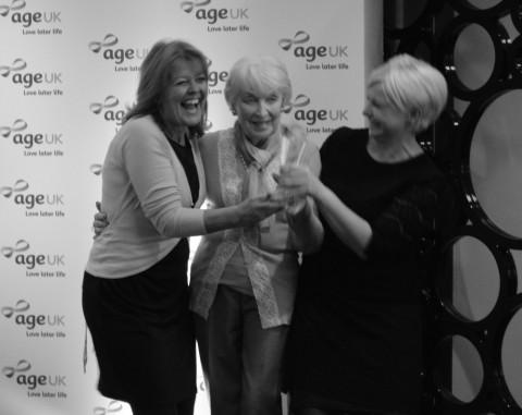 Age UK June Laughing