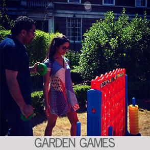 Quintessential Garden Games