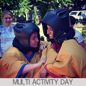 Multi Activity Day