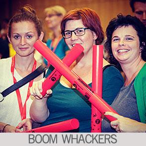 Boom Whackers