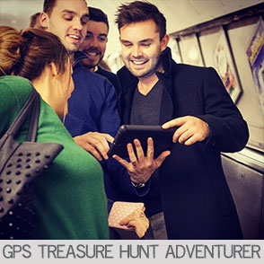 GPS Treasure Hunt Adventurer