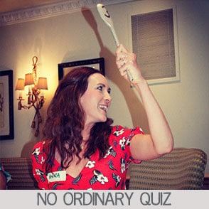 No Ordinary Quiz