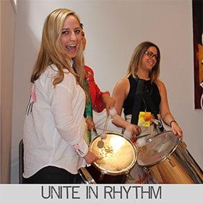 Unite In Rhythm