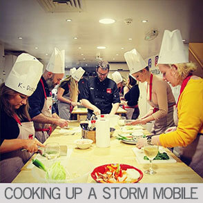 Cooking Up A Storm Mobile