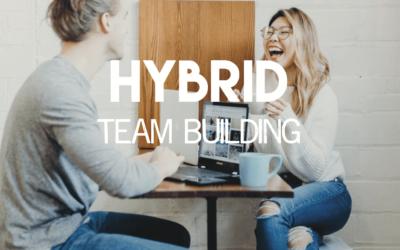 Hybrid Team-Building Events